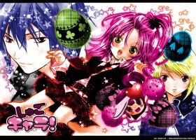 Shugo Chara wallpaper by Aschelia