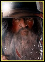 The Hobbit - Gandalf by RandySiplon