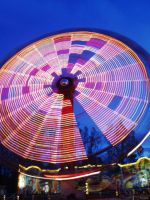 amusement wheel by hessia