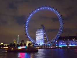 London Eye by TheRightWriter