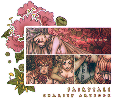 Fairytale Charity Book Preview - The Myrtle Tree by ArtOfEdge