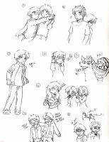 latin hetalia sketches by labrujabeatrice