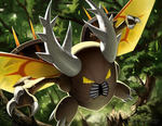 MEGA PINSIR by EvilApple513