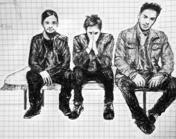 Thirty Seconds To Mars by liesivecreated30