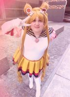 Sailor Moon - For Love and Justice by CherryMemories