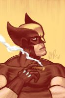 80's wolverine by dio-03