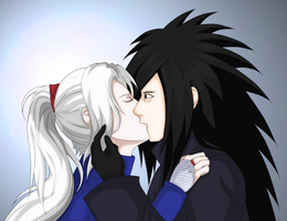Eri x Madara AT by FireEagleSpirit