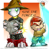 Use the Force? by Dokuro