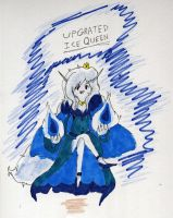 Upgraded-Ice-Queen by cartoonist66