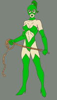 Dominatrix Green by Panthers07