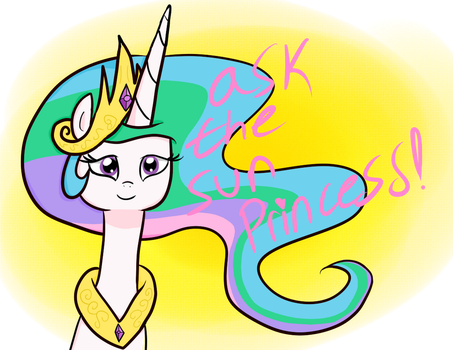Ask the Sun Princess by Poison-Joak