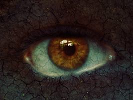 The Cracked Eye by MD3-Designs