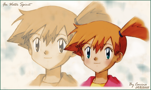 Double Misty by CarinaT