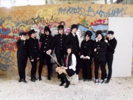 Litchi de Hikari Club - Captured girl by TemeSasu