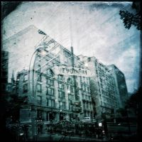 City Montreal by jfdupuis