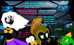 Duck Dodgers_Pet Issues_Martian by LoonataniaTaushaMay
