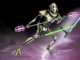 A Grievous Threat by mpcp13