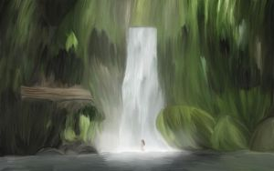 Waterfall by k14yp920501