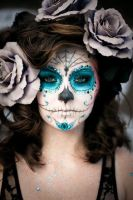 Halloween Makeup.. by Manso0n