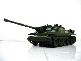 Russian WWII Tank Destroyer 8 by SOS101