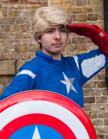 25 Oct MCM LON Captain America 1 by TPJerematic