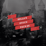Bella's Stock Pack 01 by thisis-critical