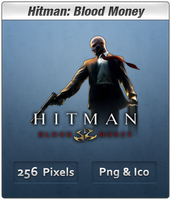 Hitman Blood Money Icon by Th3-ProphetMan