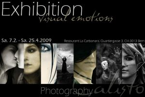"""Exhibition """"visual emotions"""" by Calisto-Photography"""