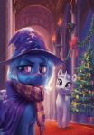 To Cure A Cold On Hearth's Warming Eve by Hunternif