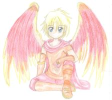 Angel boy by Melanctha-Chaos