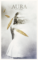 Aura // Book Cover by moonxriver
