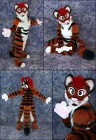 Spark Tiger by jillcostumes