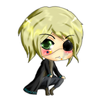 Karsh Chibi by Tennessee11741