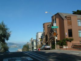 San Fransisco Street by copperhead2121