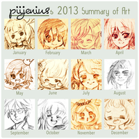 2013 by piijenius