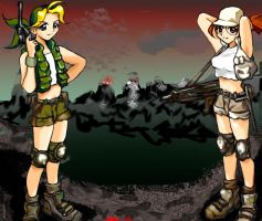 Metal slug x by krow000666