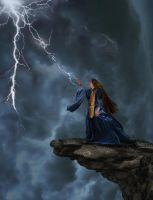 Sarai Summons the Storm by MMSmith1777
