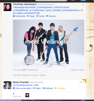 Ricky Ficarelli Tweeted Me by Linkedsoul