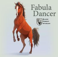BFS Fabula-Dancer by Anastasven