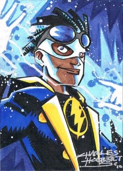 Static sketch card by KidNotorious