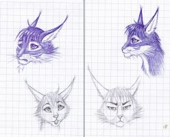 Sketch (notebook) by Bastet-mrr