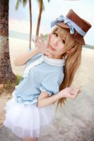 Love Live! - Mermaid Kotori by Xeno-Photography