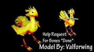 Bone Request For Valforwing by SachiShirakawa