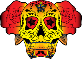 Day of the Dead by ZACHARKER