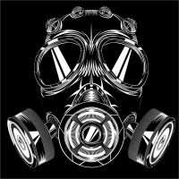 Gas mask by satmack