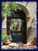 Invitation to Enter by GlassHouse-1