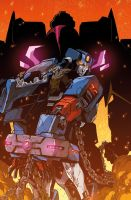 TF MTMTE 48 cover by markerguru