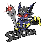 Sevoria Icon by ChaosCroc