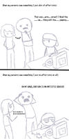 Every damn time. by Raxore