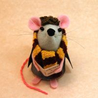 Hermione Mouse by The-House-of-Mouse